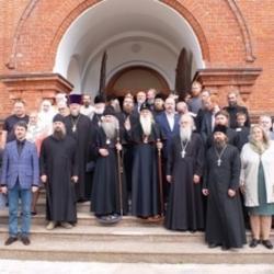 Всероссийская научно-практическая и богословская конференция «Старообрядчество и революция»