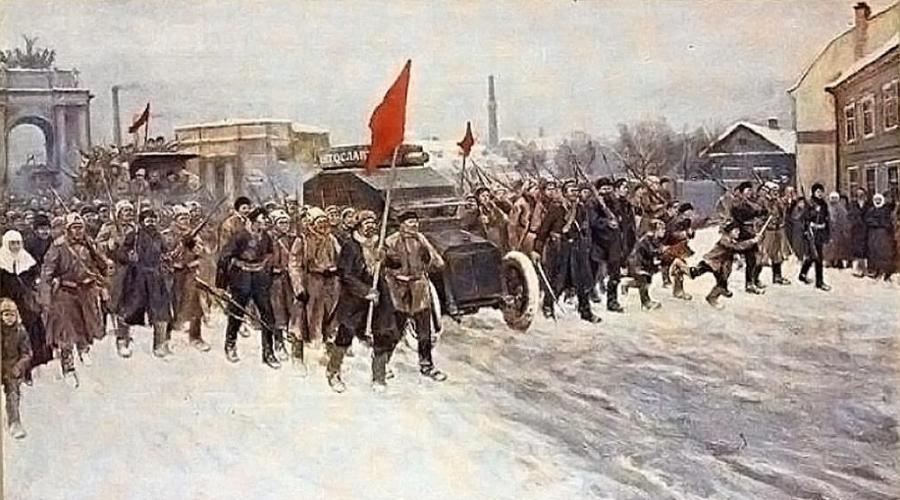 Старообрядцы и революция 1917