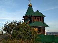Храм Рождества Пресвятой Богородицы. Улан-Удэ