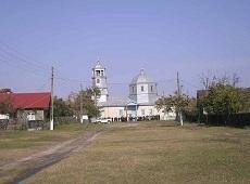 Храм святых апостолов Петра и Павла. Сулина