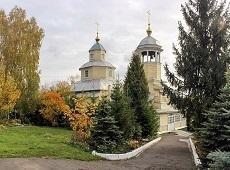 Храм святого пророка Илии Фезвитянина. Гомель
