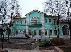 Храм святителя Николы Чудотворца в доме Морозовой. Большой Трехсвятительский пер.
