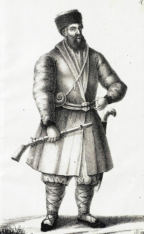 Староверы Дона в конце XVIII века