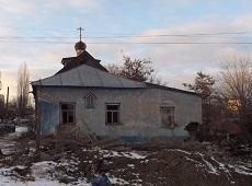 Храм великомученика Димитрия Солунского. Саратов