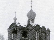 Храм Казанской Пресвятой Богородицы. Вышний Волочек
