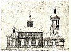 Храм Введения Пресвятой Богородицы. Большой Ут
