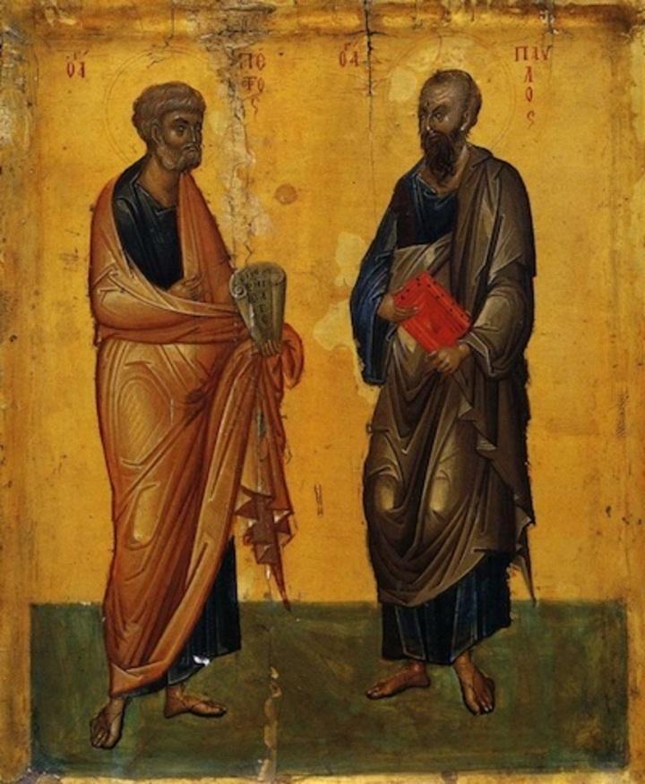 Как праздновали на Руси день Петра и Павла