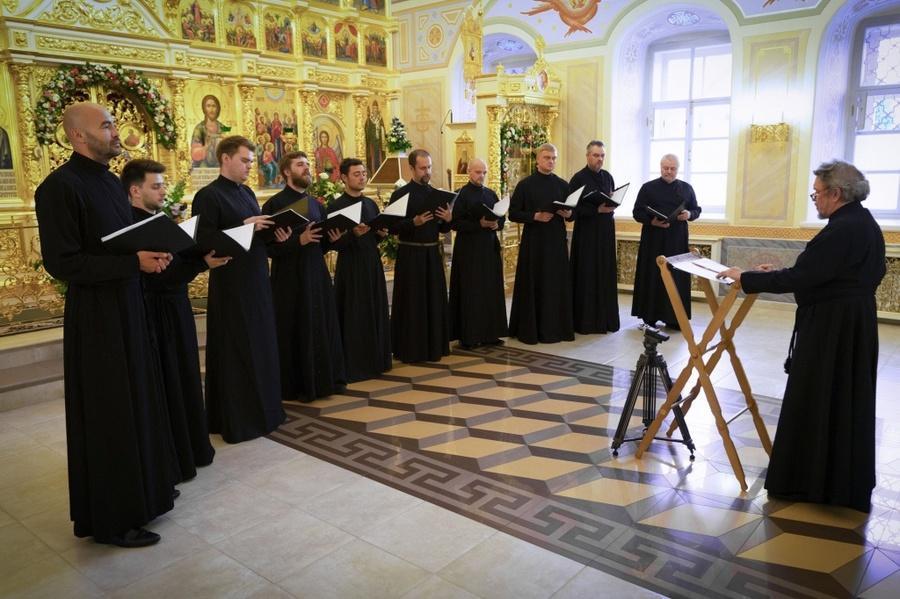 Анатолий Гринденко: «Знаменное пение как усиление смысла»