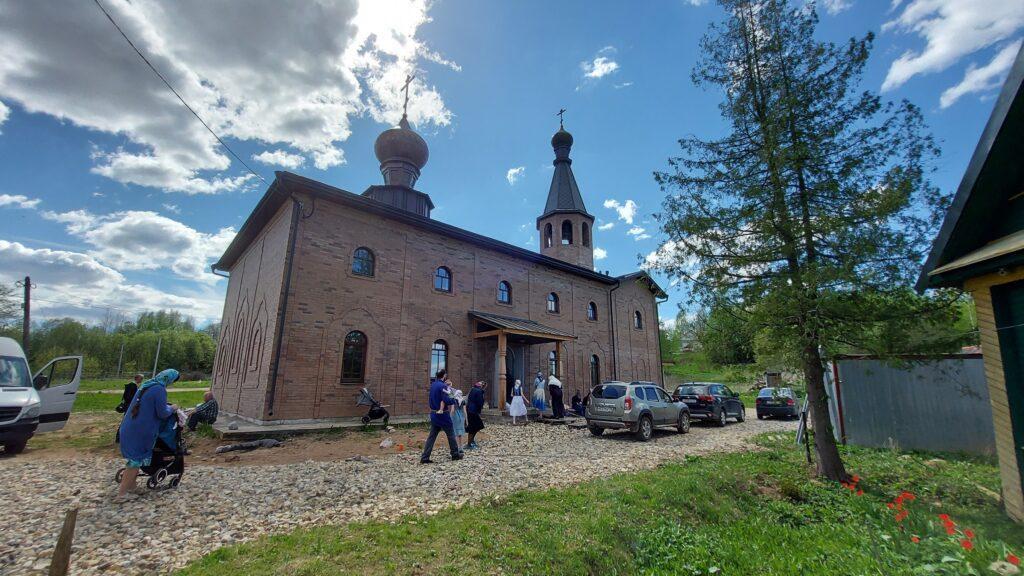 ВКрестецком районе открылся старообрядческий храм