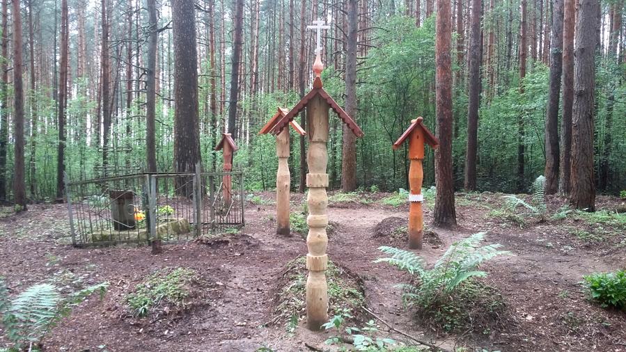 Старинное кладбище (памяти Дениса Пересторонина)