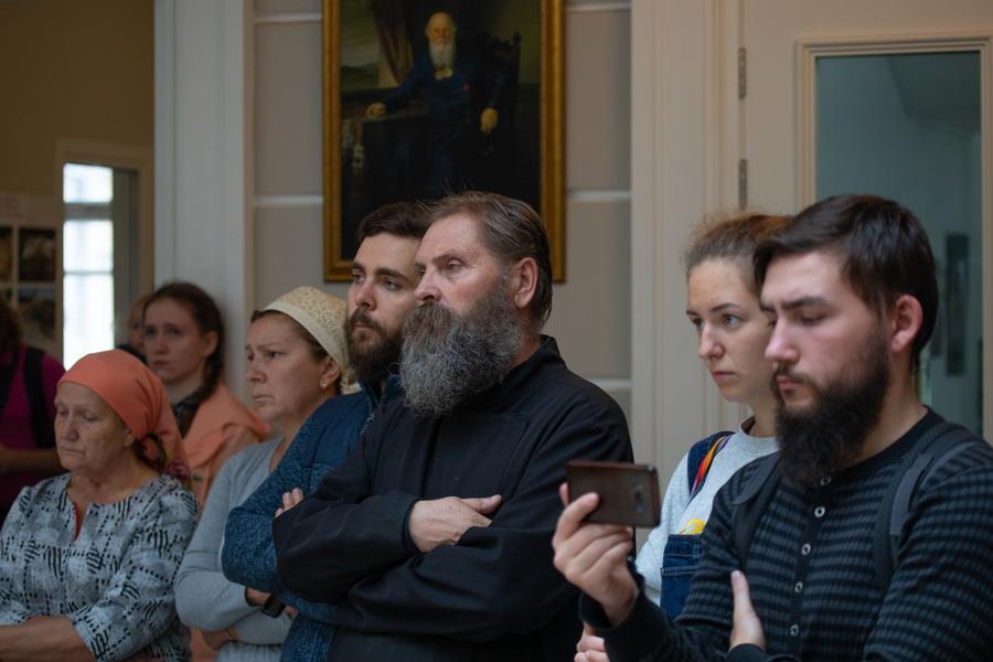 В духовном центре РПСЦ прошли праздничные мероприятия в честь 400-летия протопопа Аввакума