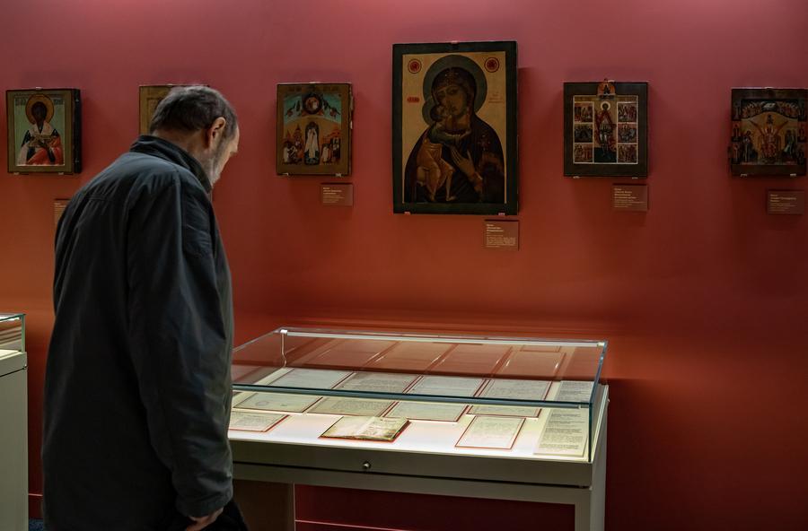 Выставка «Неослабевайте душами своими»