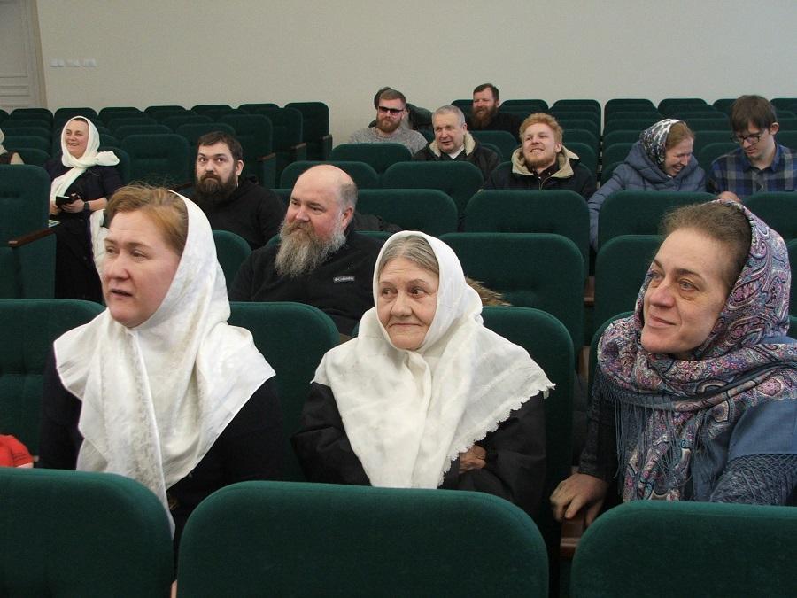 Встреча старообрядцев города Москвы