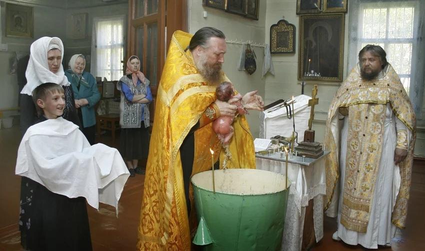 Имянаречение у старообрядцев