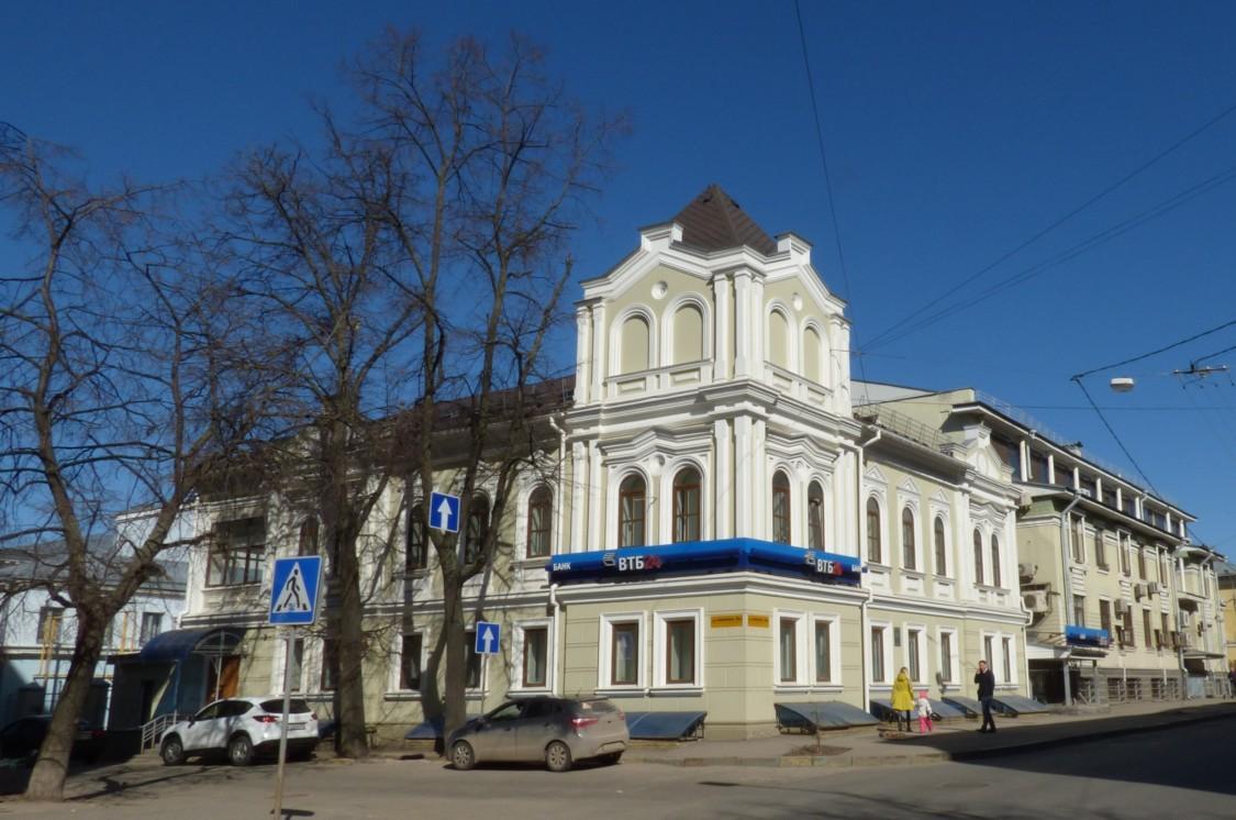 Дом Сироткина с молельней в Нижнем Новгороде выставили на продажу за 156 млн рублей