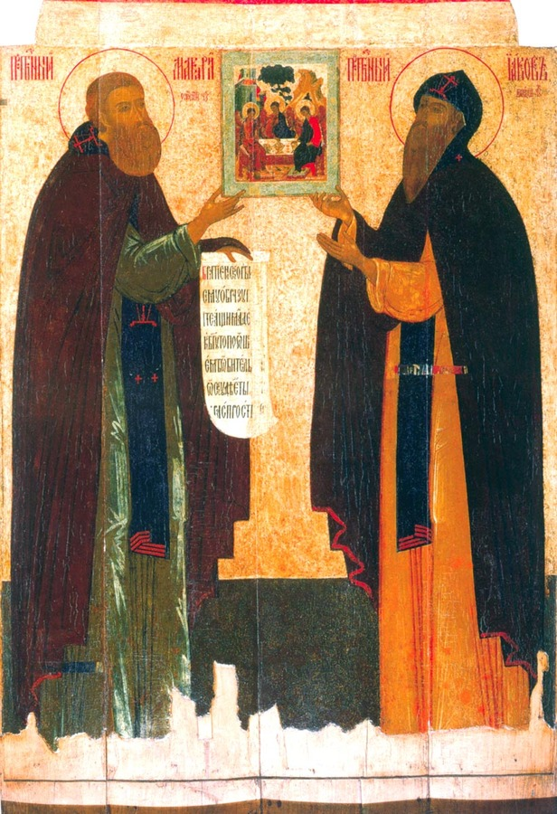 Преподобный Иаков Железноборовский