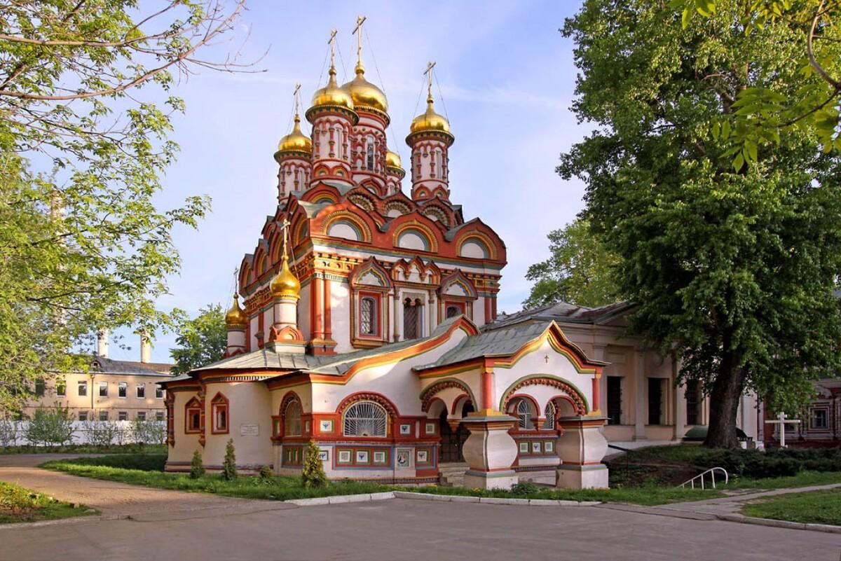 Заявление общины церквисв. Николы наБерсеневке города Москвы