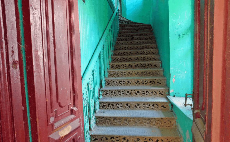 Закражу чугунной лестницы изусадьбы старообрядцев Шамовых вУфе мародерам грозит до15лет зарешеткой
