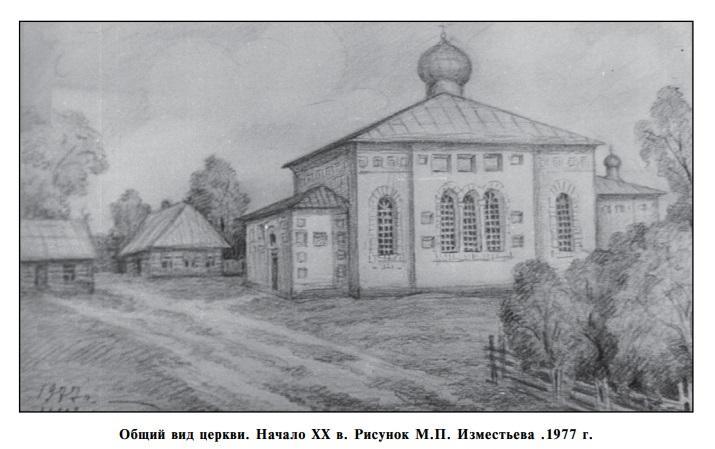 Судьба старообрядческой моленной в Люберцах