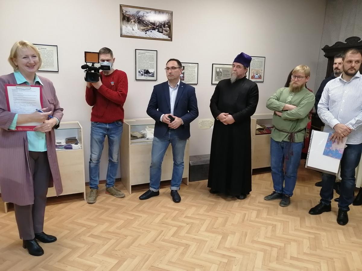 Потаенная Русь: история икультура старообрядчества
