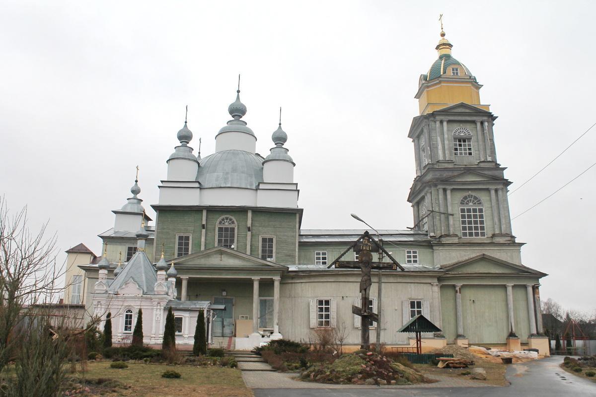 О.Сергий Бедный: «Внаших местах встарую веру переходили иполяки, иевреи»