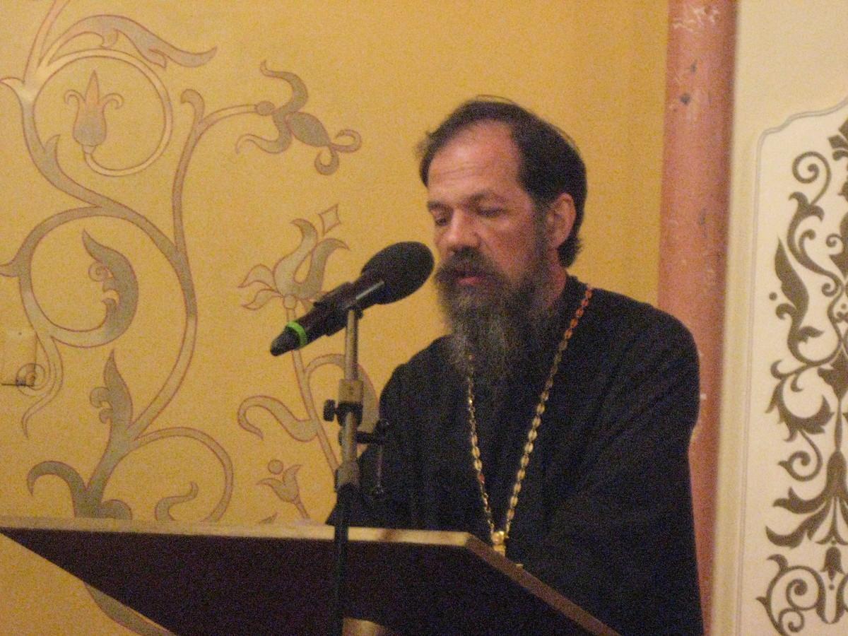 Конференция «Старый обряд вжизни РПЦ»