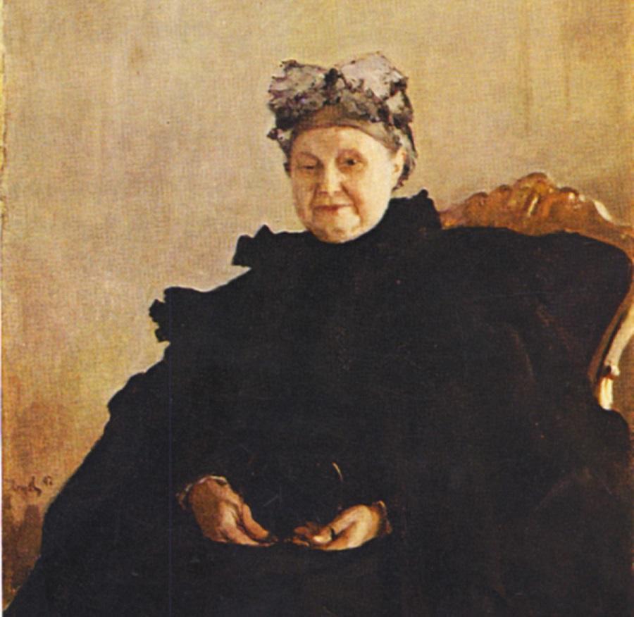 Мария Федоровна Морозова