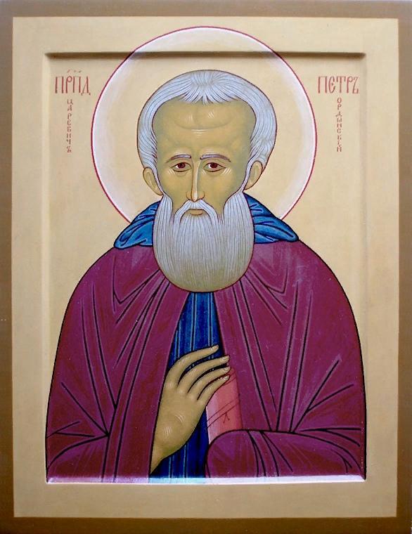 Преподобный Петр Ростовский