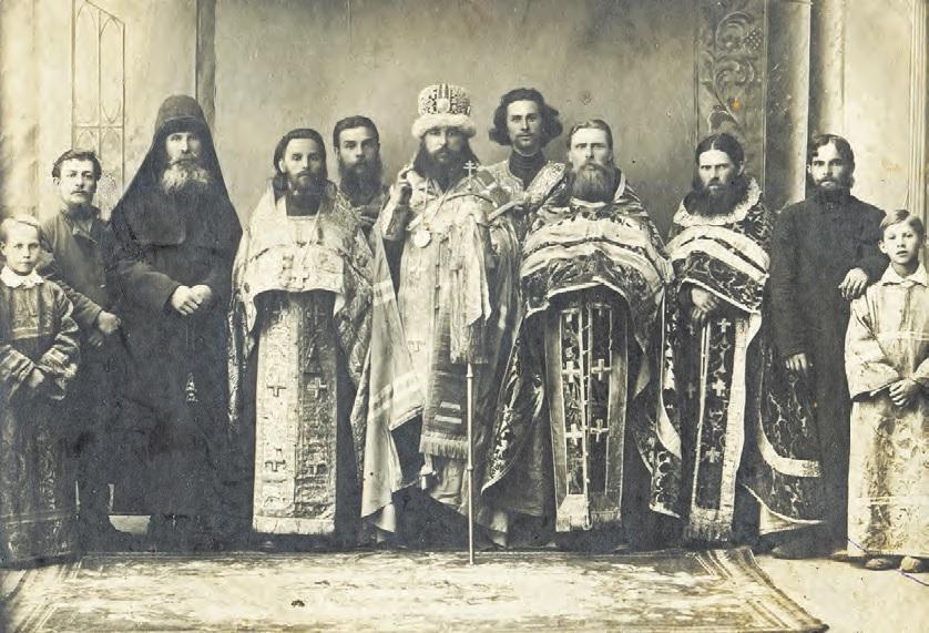 Верные древнерусской церковности