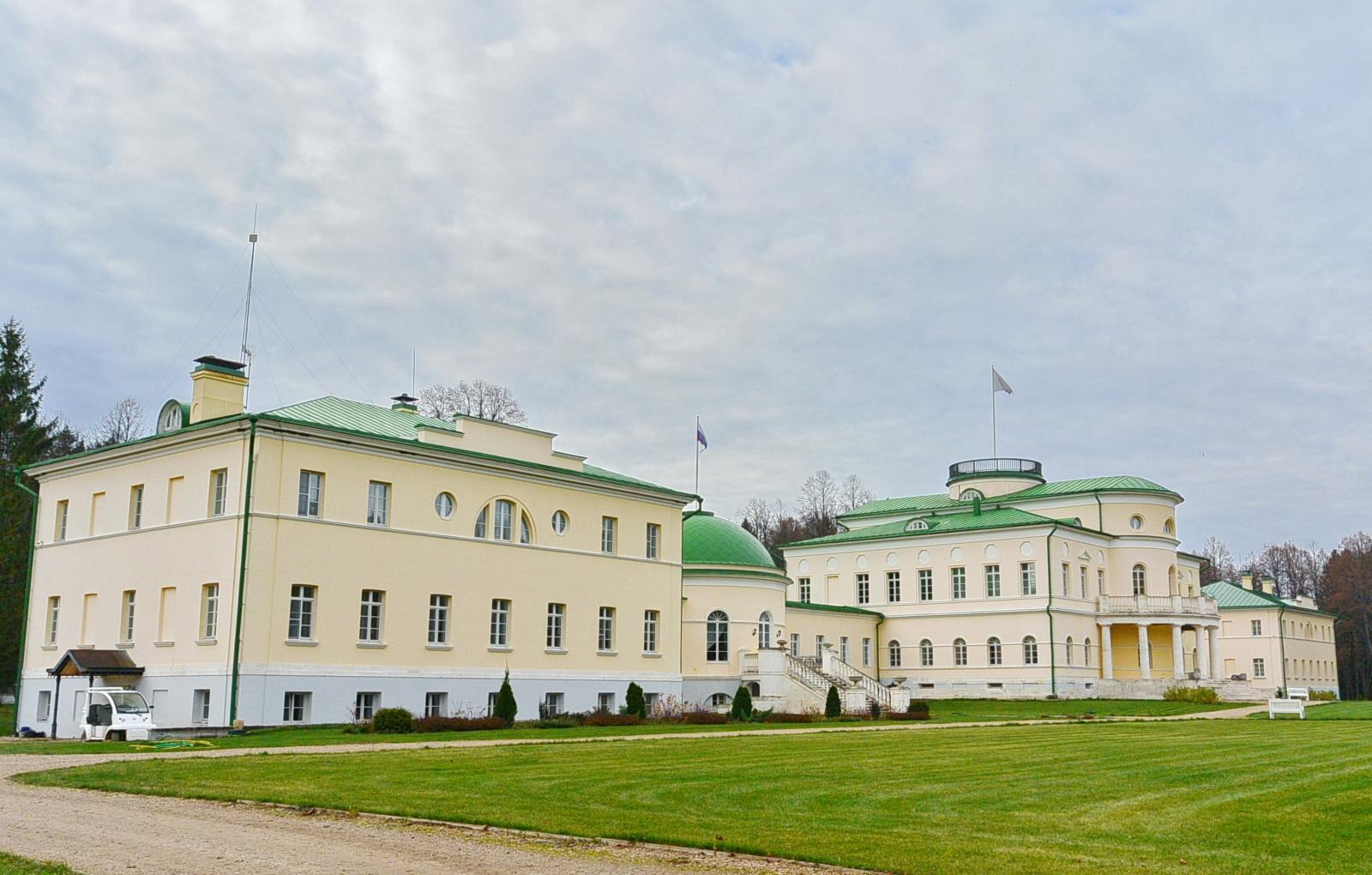 Дворянское поместье в Тверской области