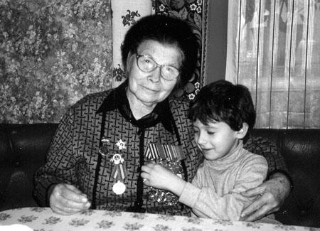 «За други своя». Воспоминания Анны Макаровны Вигдорчик