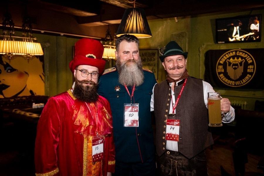 Конкурс бородачей 2020