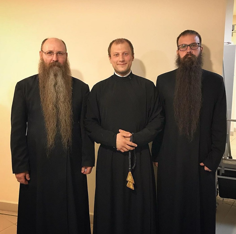 Бородачи старообрядцы