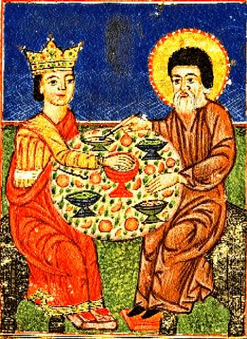 Царевич Асаф или Сакья-Муни (Будда)?