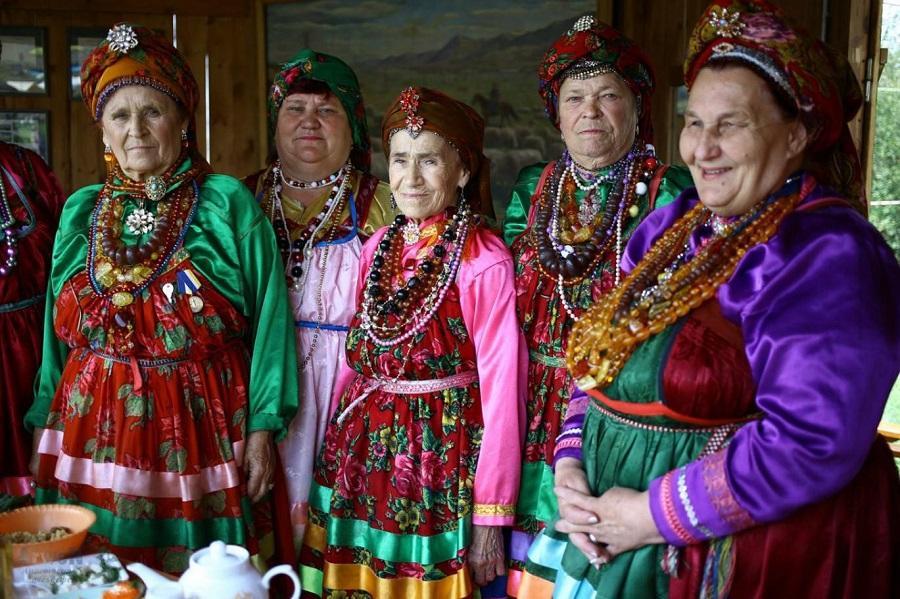 В Бурятии прошёл фестиваль старообрядцев