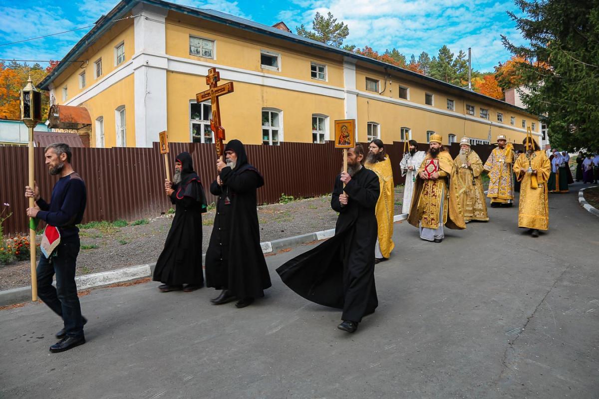 Черемшанский монастырь