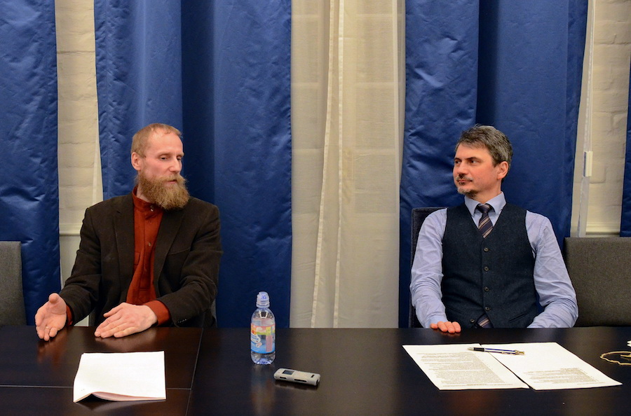 Круглый стол «Конституционная реформа в Российской Федерации»