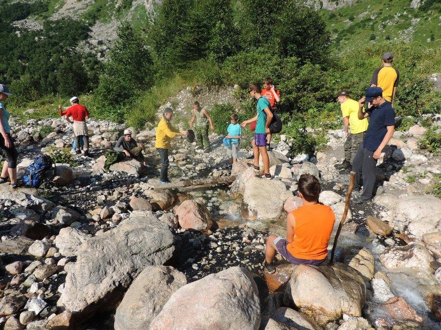 10 дней в горной Адыгее: детский лагерь Донской и Кавказской епархии РПсЦ