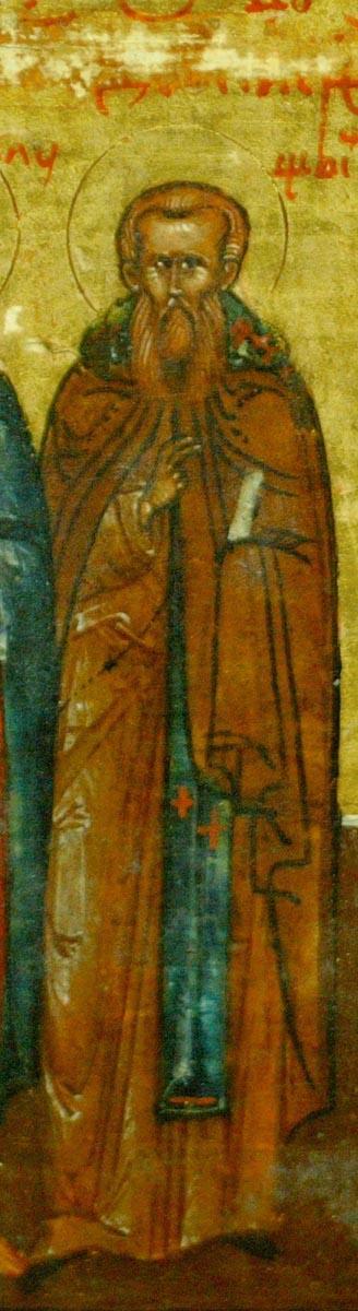 Преподобный Дионисий Глушицкий