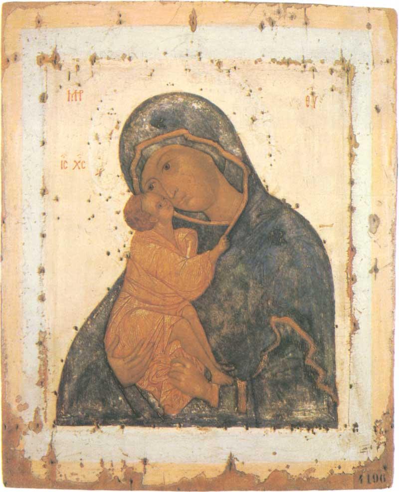 Донская икона Богородицы