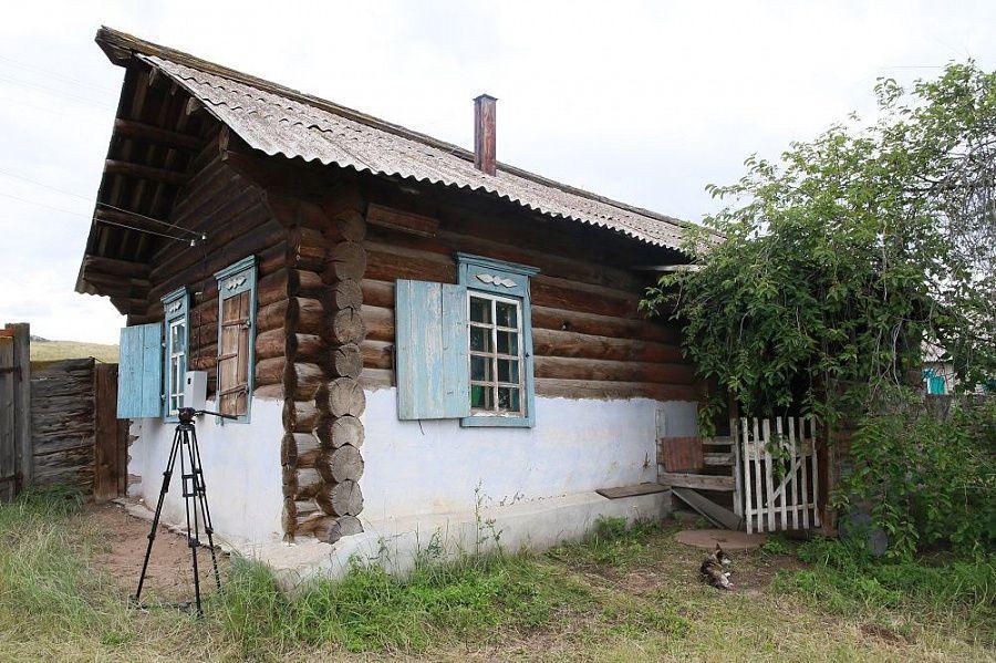 Жители села вБурятии восстановили старинную старообрядческую усадьбу