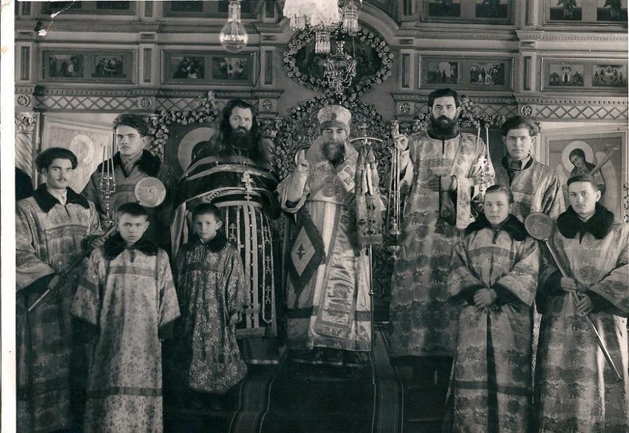 Александр (Чунин), епископ Горьковско-Костромской (Волжско-Донской и Кавказский)