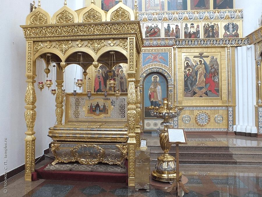 Святые князья Ярославские Феодор, Давыд и Константин