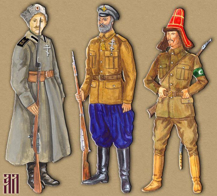 Сибирские крестоносцы: чью сторону заняли старообрядцы вГражданской войне