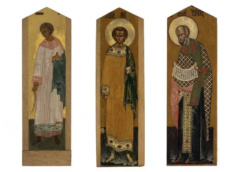 Миниатюрная живопись русской иконы