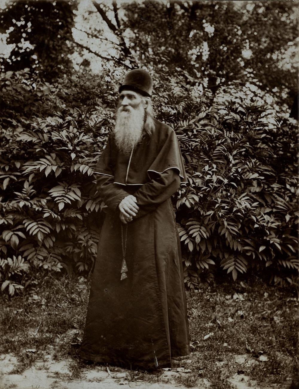 Иоанн (Картушин), архиепископ Московский и всея Руси
