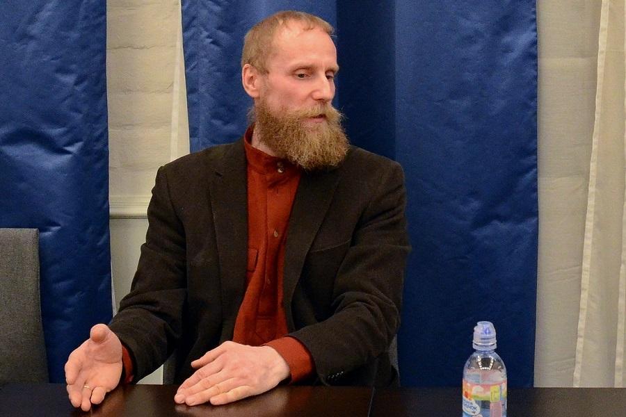 Епископ Михаил (Семенов): «Как ястал народным социалистом»