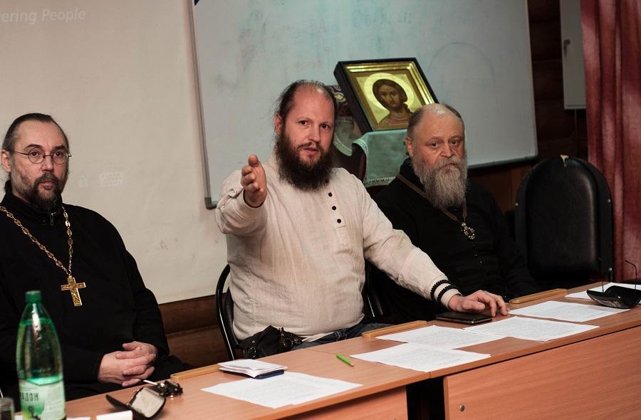Старый обряд в Иваново: заседание секции в рамках IX Региональных Рождественских чтений