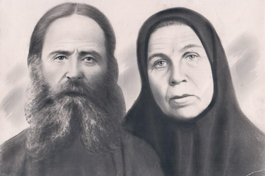 Маркел Григорьевич Крюков, иерей