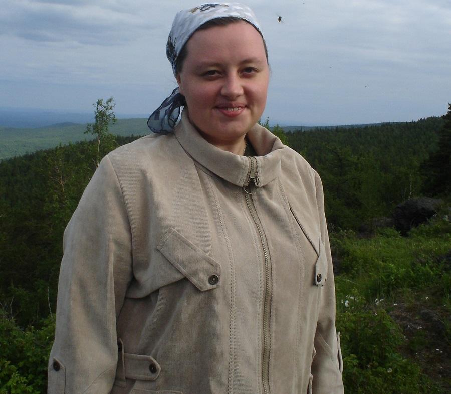 Анастасия Лопатина (Зобнина)
